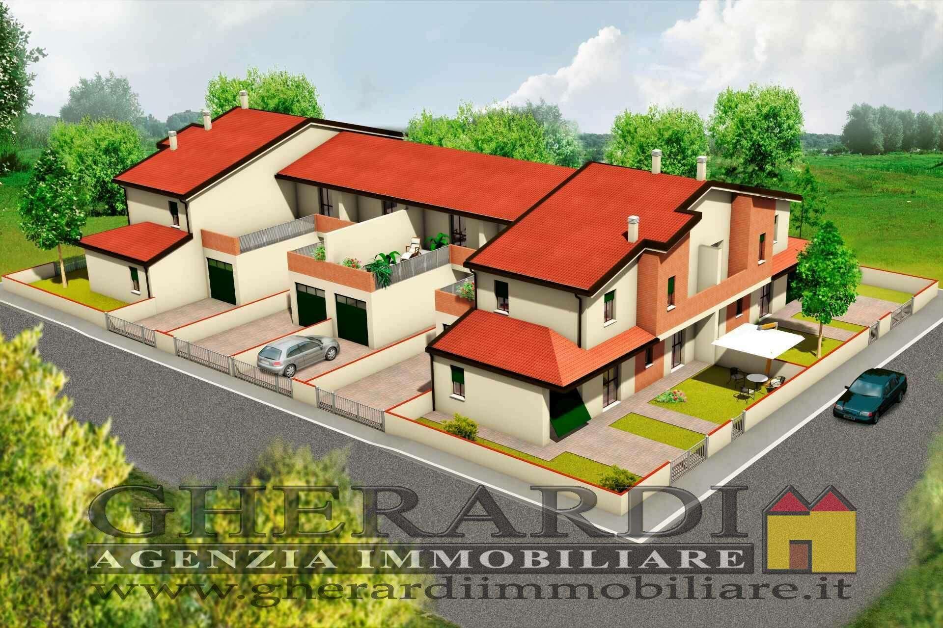 Casa indipendente in vendita a ferrara montalbano nuova for Ispezione a casa su nuova costruzione