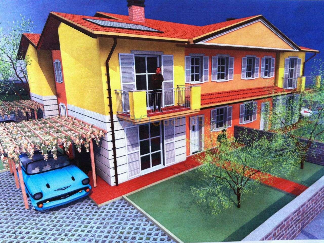 Villa a schiera in vendita a altopascio marginone for Piani di 20x30 posti auto coperti