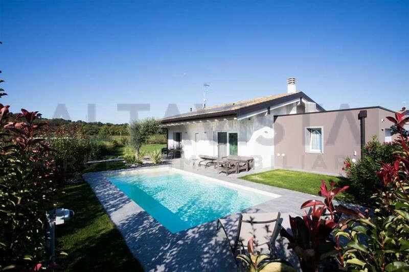 Villa in vendita a calvagese della riviera Carzago via