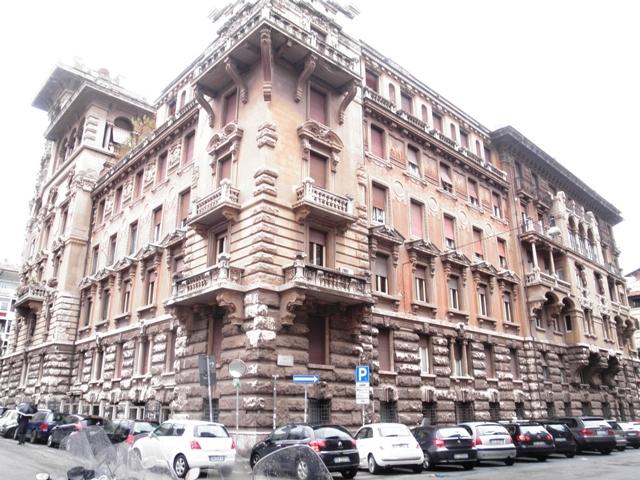 Il quartiere copped a roma origini ed architettura - Stile immobiliare genova ...
